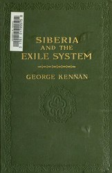 Siberia and the Exile System