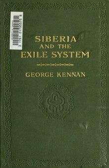 Siberia and the Exile System Vol 1.djvu