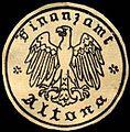 Siegelmarke Finanzamt - Altona W0221551.jpg