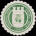 Siegelmarke Siegel der Stadt Baumholder W0383961.jpg