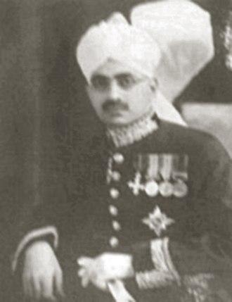 Indian provincial elections, 1937 - Image: Sikander Hayat Khan