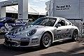 Silver Porsche Design 997 GT3 Cup (Porsche Rennsport Reunion IV).jpg