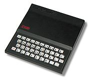 Le ZX81 de Sinclair Research Ltd.