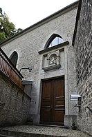 Sint-Claraklooster (Poligny) kapel 5-9-2017 10-53-16.JPG