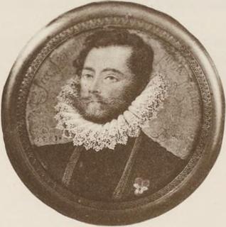 George Carey (c. 1541 – 1616) English politician