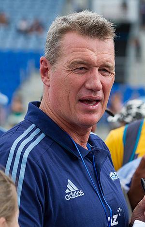 John Kirwan (rugby) - Image: Sir John Kirwan 2013