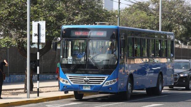 Sistema Integrado de Transporte de Lima