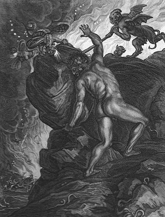 Narcissism - The myth of Sisyphus tells about a man punished for his  hubristic belief that his cleverness surpassed that of Zeus himself. He has to push a stone up a mountain each day, only to have to recommence the task on the next day.