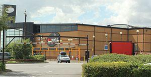 Sixfields - Multi screen cinema, Cineworld, at Sixfields