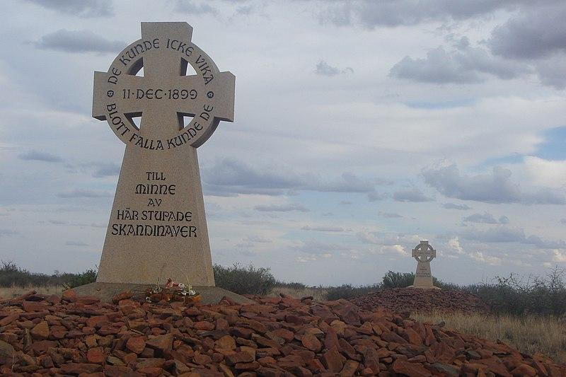 File:Skandinawiese monument magersfontein.JPG