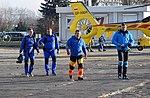 Skoki sylwestrowe sekcji spadochronowej Aeroklubu Gliwickiego, Gliwice 2017.12.30 (02).jpg