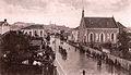 Skopje, razglednica so poplava, 1916.jpg