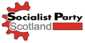 Socialist Party Scotland - Small socialist party scotland logo