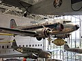 Smithsonian National Air and Space Museum - Douglas DC-3 (2085833728).jpg