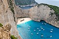 Smugglers Cove view point Zakynthos (32597324608).jpg