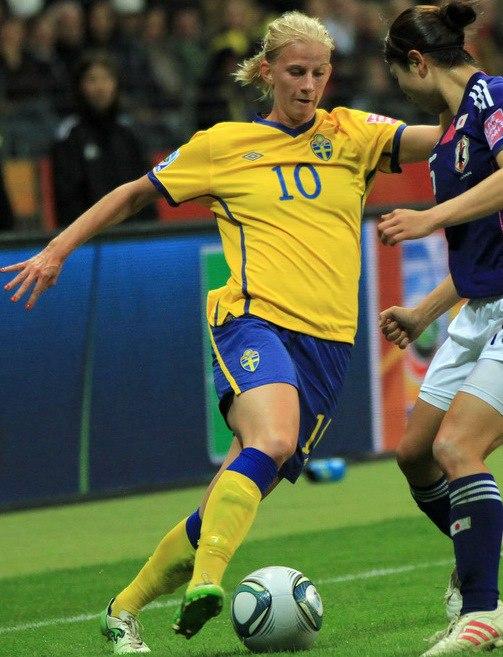 Sofia Jakobsson in 2011