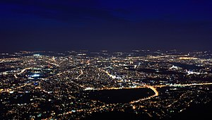 صوفيا: Sofia from above