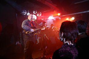 Neofolk - Sol Invictus in live concert