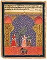 Solanki Raga, Folio from a Ragamala, ca 1590, Metmuseum.jpg