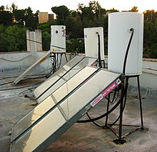 Solar Water Heating Wikipedia