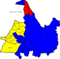 Solihull 2007 election map.png