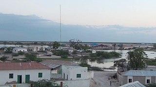 City in Galgaduud, Somalia * Galmudug