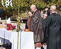 Sonoma Mountain Zen Center - 14 - The abbott chanting.jpg