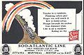 Soo passenger service postcard circa 1910s.jpg