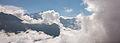 Sorebois Val d'Anniviers (2438 m). Zicht op bergen boven Zinal 02.JPG