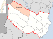 Sorsele Municipality in Västerbotten County.png