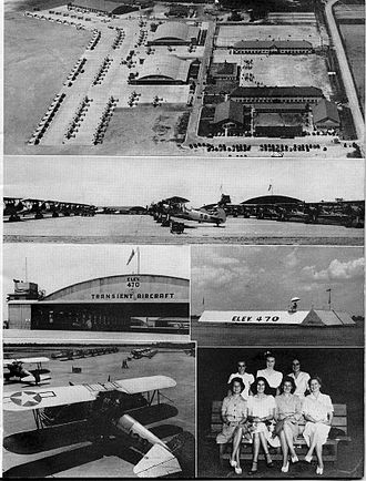Souther Field - Scenes of Souther Field during 1944