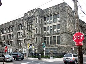 Southwark, Philadelphia - Image: Southwark School Philly