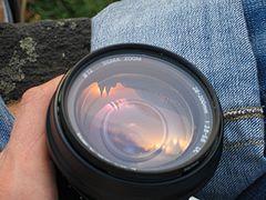 Photographie optique traitements anti reflets wikilivres - Verre anti reflet ...