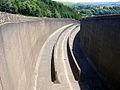 Spillway at Kielder Water Reservoir - geograph.org.uk - 204521.jpg