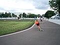 Sportforum Berlin inline speedskating track 2.jpg