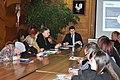 Spotkanie zorganizowane przez Cezarego Kucharskiego - Stoczek Łukowski, lubelskie (2012-11-26) (8491624855).jpg