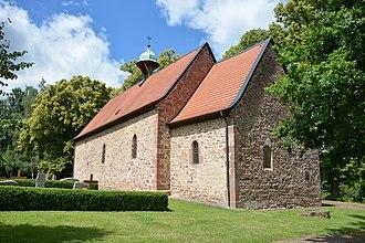 Büraburg - St. Brigida Chapel