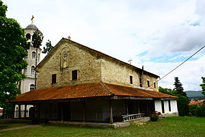 Resen, Macedonia - St. George Church in Resen
