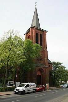 St. Germanus (Haaren)