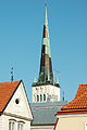 St. Olaf's Church (Oleviste kirik) spire. Tallin, Estonia, Northern Europe.jpg