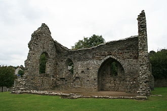 St Dogmaels - Image: St Dogmaels Abbey