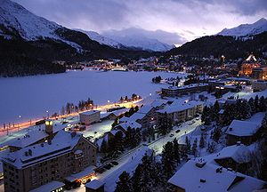 Commonwealth Winter Games - Image: St Moritz