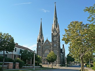 Evangelical Lutheran Synodical Conference of North America - The Synodical Conference was founded at St. John's Evangelical Lutheran Church in Milwaukee, Wisconsin, a member at that time of the Wisconsin Synod.