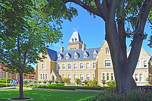 Education in Tasmania - St Mary's College in Hobart