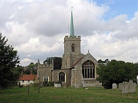 St Mary, Braughing, Herts - geograph.org.uk - 370471.jpg
