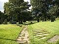 St Michael's Churchyard, Thornhill - geograph.org.uk - 975921.jpg