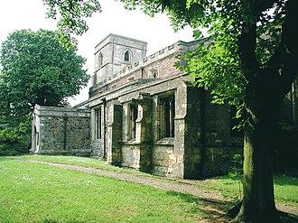 Keyingham - St Nicholas' Church