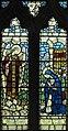 St Peter New Church, Stockbridge, Hants - Window - geograph.org.uk - 343943.jpg