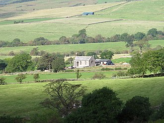 Stainmore - Image: St Stephen's Church, South Stainmore geograph.org.uk 1527864