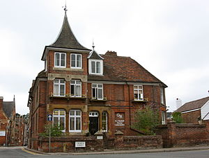 The Judd School - Image: Stafford House, East Street, Tonbridge